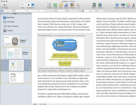 How to Hack an HTML 5 iBooks Author Widget | iPad EdTech | Digital Textbooks K12 | Scoop.it