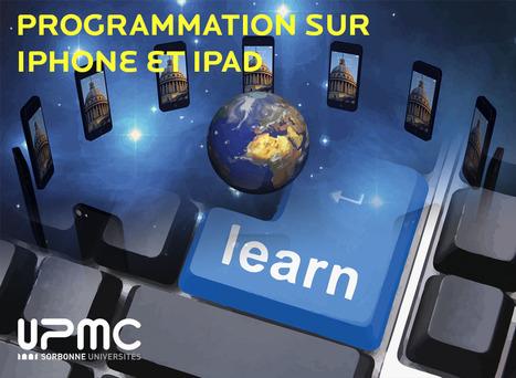 A propos de « Programmation sur iPhone et iPad » | Metiers Internet | Scoop.it