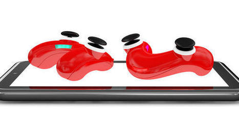 Les jeux mobiles convainquent les consommateurs, surtout sur tablette | L'Atelier: Disruptive innovation | Musiques, images et jeux en bibliothèque | Scoop.it