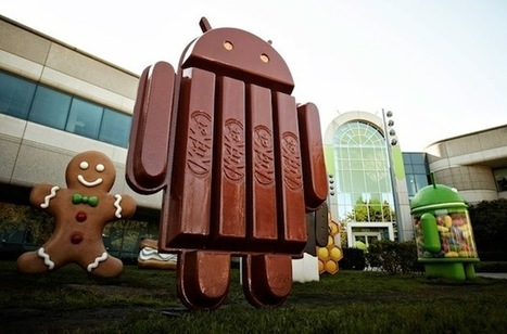 KitKat arrives for Google Play Edition Samsung Galaxy S4 and HTC One | ZDNet | Trending | Scoop.it