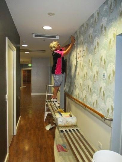 Wallpaper Installers Brisbane In Interior