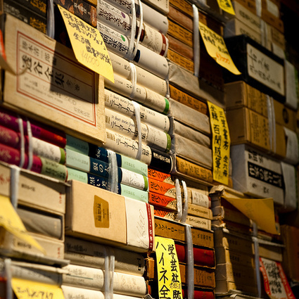 Droit d'auteur : Accord entre le PEN Club Japon et Google Books   Evolutions des bibliothèques et e-books   Scoop.it