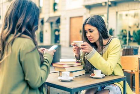 Por qué es peligroso que WhatsApp acabe con la conversación | La Mejor Educación Pública | Scoop.it
