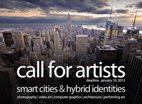 Call for Artists/Architects/Designers: SMART Cities & HYBRID Identities . Venice | ArtExpo Official Site | The urban.NET | Scoop.it