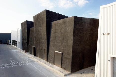 1a859a82d6b0 CONCRETE ALSERKAL AVENUE BY OMA (REM KOOLHAAS) IN DUBAI - Arc Street  Journal   En mode art fashion design style music architecture news