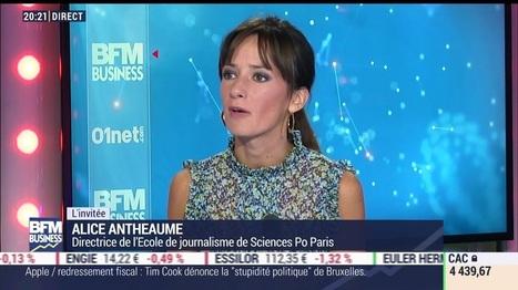 L'innovation au service de l'information - 01/09 | Le journaliste mutant | Scoop.it