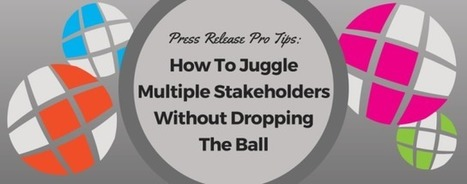 5 Tips For Managing Your Press Release Workflow | Media Relations | Scoop.it