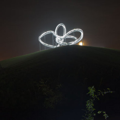 Dezeen » Tiger and Turtle – Magic Mountain by Heike Mutter and Ulrich Genth | Urban Design | Scoop.it