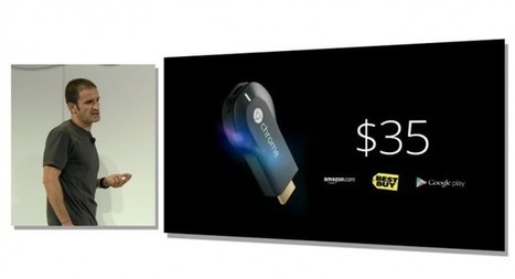Chromecast dongle official: specs, features, release date and pricing   Televisión Social y transmedia   Scoop.it