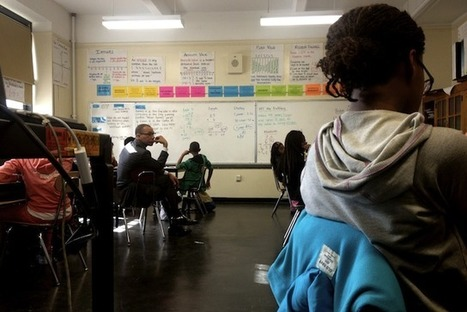 On a school tour, education officials see Common Core success | Ccss | Scoop.it