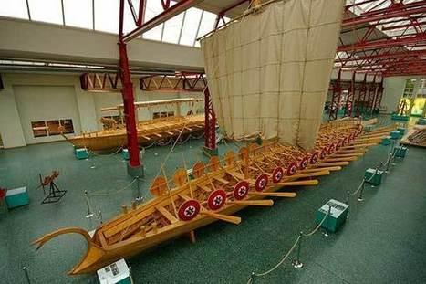 La armada fluvial romana - Apuntes de Historia | clásicos | Scoop.it