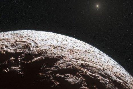 Η παρατήρηση του νάνου πλανήτη Makemake | biosc&med | Scoop.it