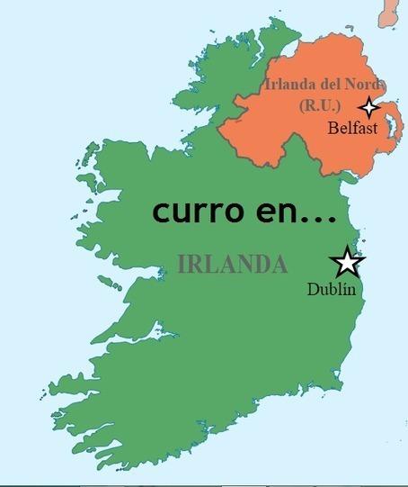 Edulcoro el empleo 2.0: Trabajo en Irlanda   Semanal Orientación y #Empleo   Scoop.it