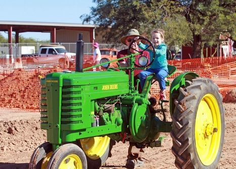 Family Day offers fun with agriculture | CALS in the News | Scoop.it