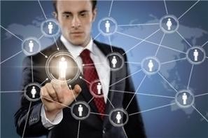Les réseaux sociaux d'entreprise de 5 grands groupes français | Vos visiteurs B2B ont faim, (re)nourrissez les ! | Scoop.it