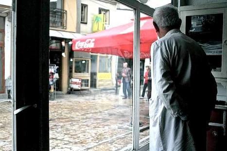 Macédoine : Mendo le barbier, mémoire de la vieille ville de Skopje - Le Courrier des Balkans | Merveilles - Marvels | Scoop.it