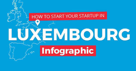 Infographic  How To Start A Startup In Luxembourg    Europe  Startups b628ec9db418