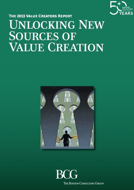 Unlocking New Sources of Value Creation | Knowledge for Entrepreneurs | Scoop.it
