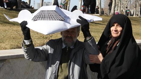 L'Iran ou la diplomatie de la frime | NoDrone | Scoop.it