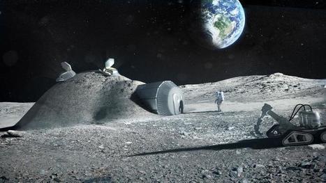 Objectif Lune pour l'Europe et la Chine   Space matters   Scoop.it