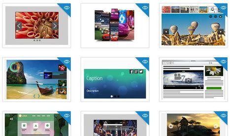 Create a Free Slideshow for Website - Cincopa | NOTICIAS WEB 2.0 Y MÁS | Scoop.it