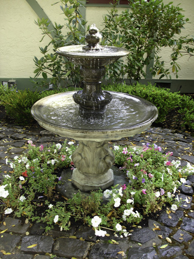 Urban Gardening And Fountains - Exalted Fountains | Gardening is more than Digging the Dirt | Scoop.it
