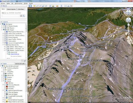 El Toledano Errante: Sacar partido a tu Smartphone en el monte   Sitios y herramientas de interés general   Scoop.it