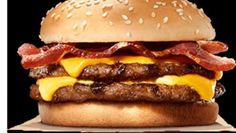Man legally changes his name to Bacon Double Cheeseburger | Xposed | Scoop.it
