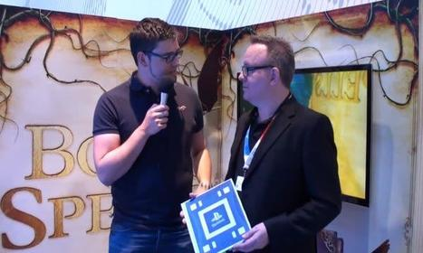IFA 2012: Sony Wonderbook - Augmented Reality im Kommen ... | areality | Scoop.it