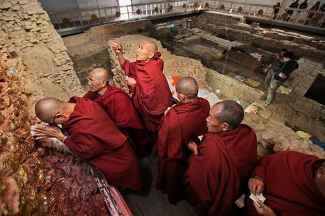 Oldest Buddhist Shrine Uncovered In Nepal May Push Back the Buddha's Birth ... - National Geographic | Archaeology News | Scoop.it