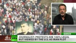 #US brushes off #Bahrain protests as #Iran plot: Pepe Escobar | #VivaBahrain! | Scoop.it