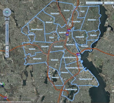 Historic Aerial Mapper | Rhode Island Geography Education Alliance | Scoop.it