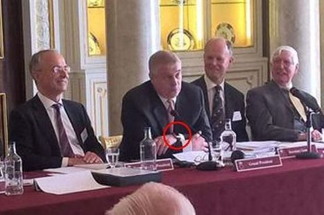 A member of the royal family has been spotted wearing an 18 carat Apple Watch | BYOD in Business | Scoop.it