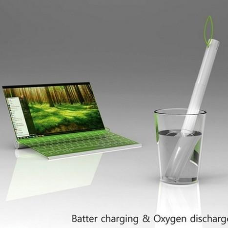 El ordenador portátil orgánico del futuro: Plantbook | La Bioguía | Apropiación Tecnológica - Usabilidad y Resistencia | Scoop.it
