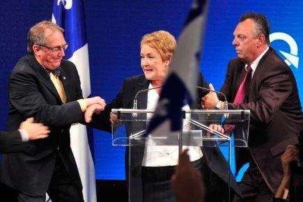 ATTENTAT PENDANT LE DISCOURS DE MAROIS  | Élections Québec 2012 | Epic pics | Scoop.it