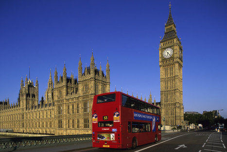 Tour of London | sites for efl teachers | Scoop.it