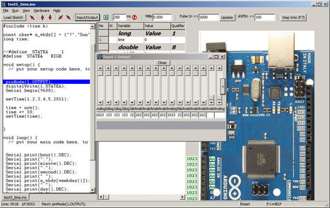 Simulator for Arduino | Sam Tse | Scoop.it