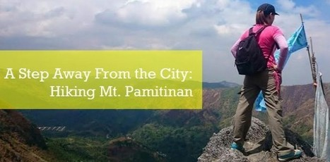 A Step Away From the City: Hiking Mt. Pamitinan | Anything I Can Share | Scoop.it