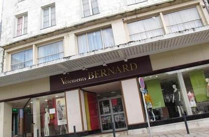 Vêtements Bernard la fin d'une institution - #Châtellerault | ChâtelleraultActu | Scoop.it