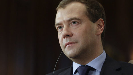Medvedev thanks Angry Birds creator | Finland | Scoop.it