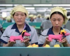 Portrait Series Of Chinese Factory Workers And The Toys They Make [Pics] - PSFK | Storytelling connects individuals | Scoop.it