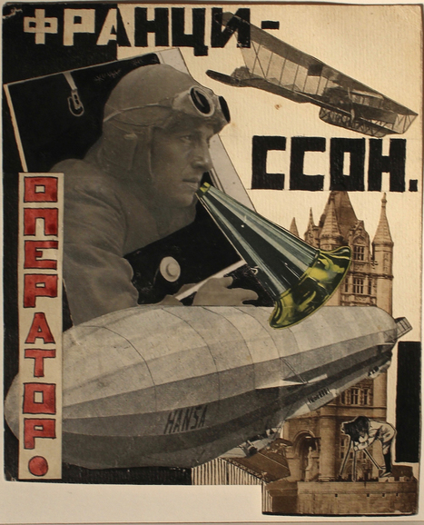 Soviet Photomontage 1920s-1930s | What's new in Visual Communication? | Scoop.it