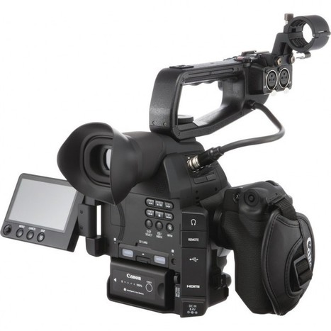 Canon's New C100 Mark II Gets 1080p 60fps & Improved LCD/EVF | Videomaking | Scoop.it
