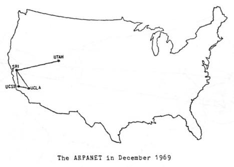 40 maps that explain the internet | Peer2Politics | Scoop.it