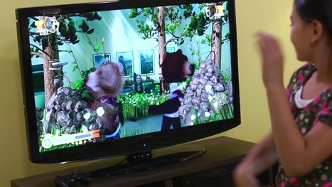 Kinect TV And Sesame Street Hack The Next Generation Of TV | New Digital Media | Scoop.it