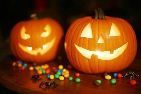 How Far Will You Need to Walk to Burn Off the Halloween Treats? | One Step at a Time | Scoop.it