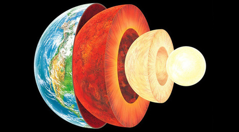 Earth's core is much hotter than previously thought – hotter than the surface of the Sun | EduTech Chat | Scoop.it
