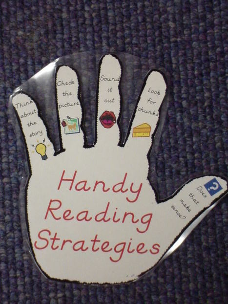 Common Core Standards Reading Strategies   Common Core and the High School Media Center   Scoop.it