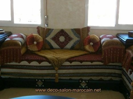Tapis de salon marocain moderne - Salon marocai...