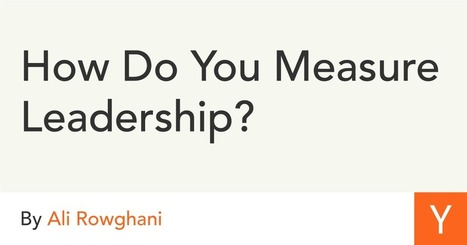 How Do You Measure Leadership? | English Corporate Training | Scoop.it